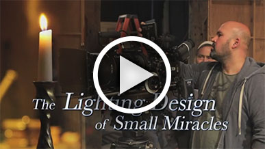 Photo of The Lighting Design of Small Miracles